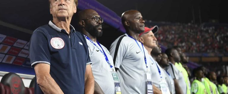 My Three Assistants Part Of $55, 000 Eagles Salary – Rohr