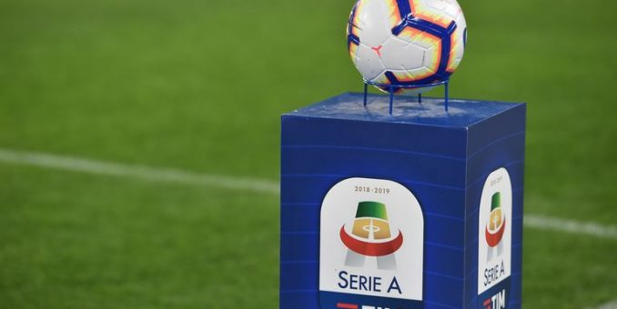 Serie A Resumes June 13 With Condition