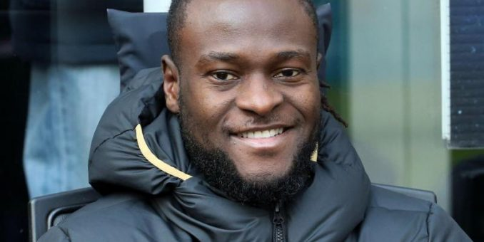 Victor Moses Excited To Returns To Training