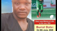 NFF Investigative Panel Indicts Nasarawa State FA, FC Over Chineme Martins' Death