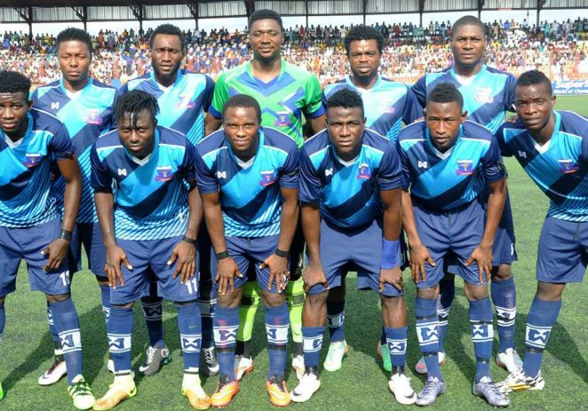 Aiteo Cup Round 16: Lobi Stars Primed To Overcome Giant Killers, Bayelsa Utd. In Continetal Quest