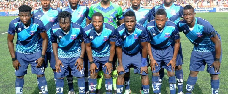 Gov Wike Preseason Lobi Stars Overpower Cynosure FC To Take Over Group A Leadership.