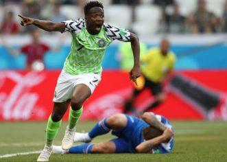 CAR Vs Nigeria: Ahmed Musa In Cloud Nine Ahead Of 100 Caps Feat