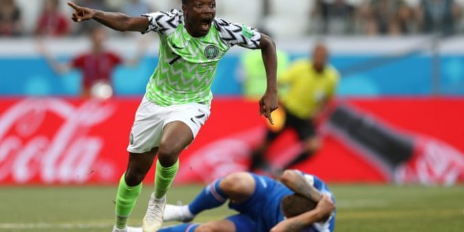 As Ahmed Musa Gears Up To Overtake Yobo, Enyeama In The Super Eagles Centurion Caps
