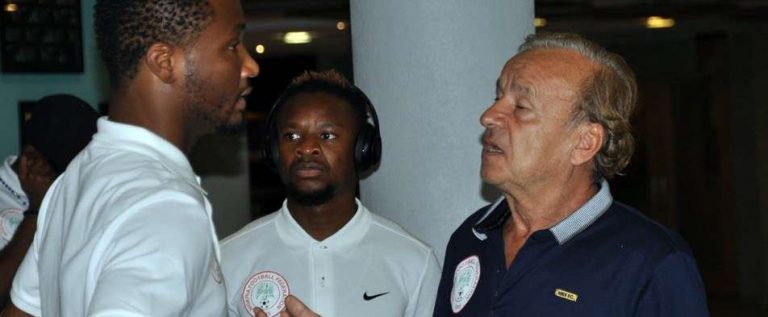 Onazi Refutes Reported Rift With Mikel Obi