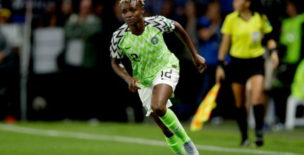 Sevilla Explains Why Super Falcons' Uchenna Kalu Left The Club