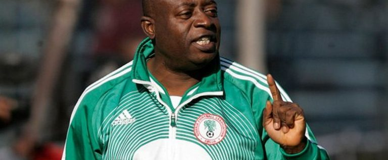 You Went To Hell And Back For Nigeria – Amokachi's Tribute To Amodu Shuaibu