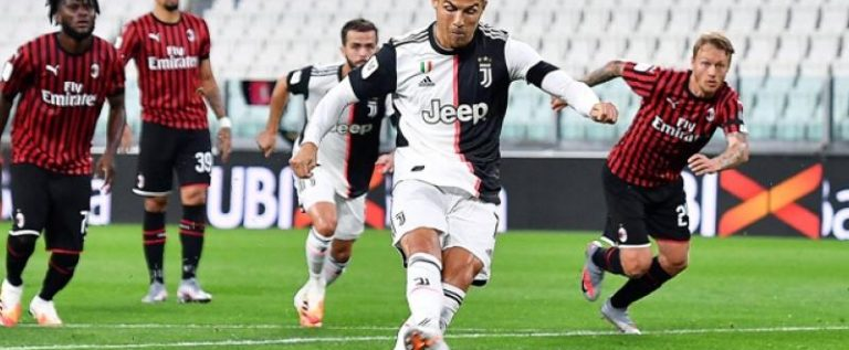 Sere A Giants, Juventus Deducted Three Points