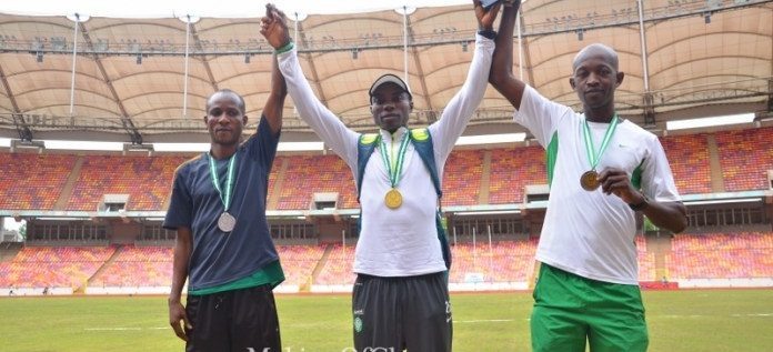 National 20km Race Walk Champion Adeyemi Is Dead