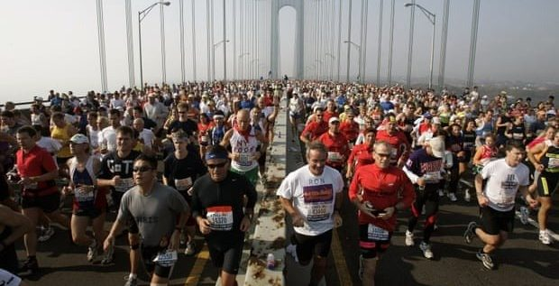 2020 New York City Marathon Cancelled Over Coronavirus