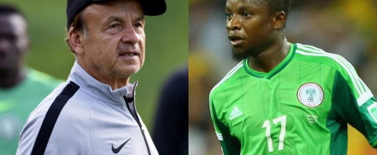 Ogenyi Onazi Targets Super Eagles Return
