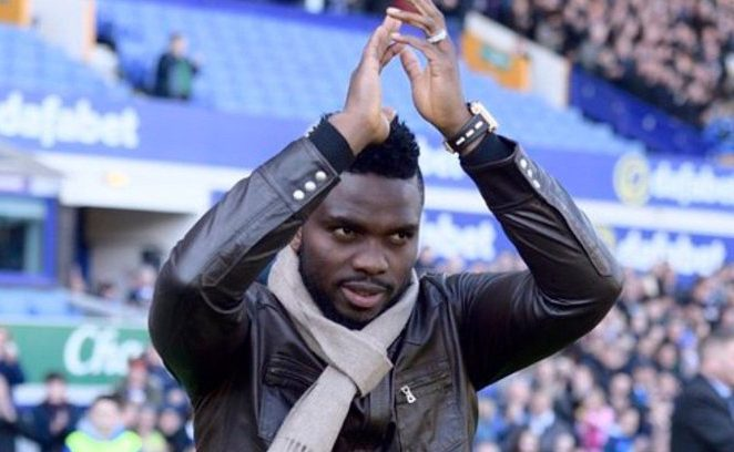How Russian Player Racially Abused Joseph Yobo In England
