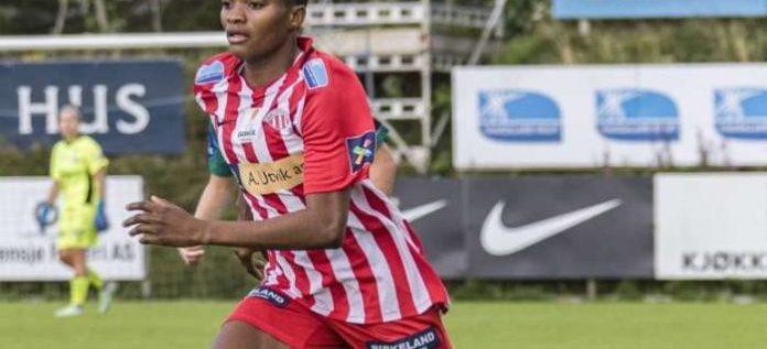 Rasheedat Ajibade Scores As Avaldsnes' Defeat Lyn In Norwegian League