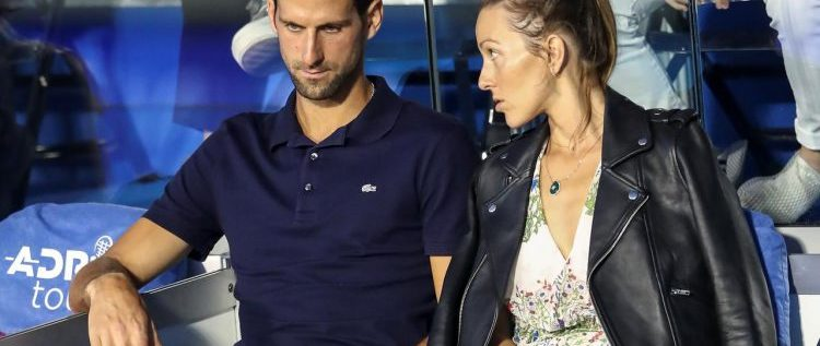 Novak Djokovic, Wife Recover From COVID-19, Test Negative