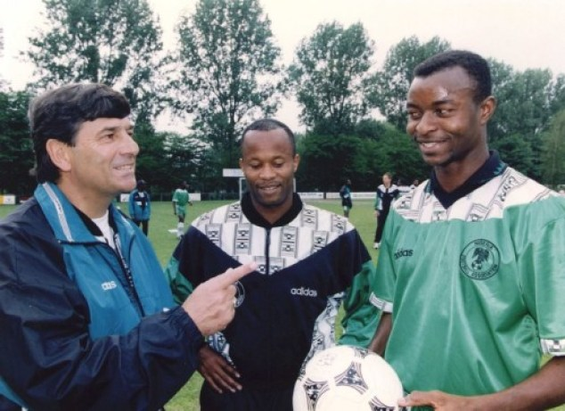 Without Westerhof, Ajax Would Not Have Signed Me – Finidi George