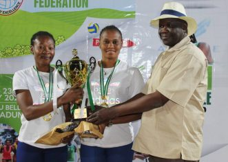 Beach Volleyball Team Will Qualify For Tokyo Olympics – Nimrod Assures