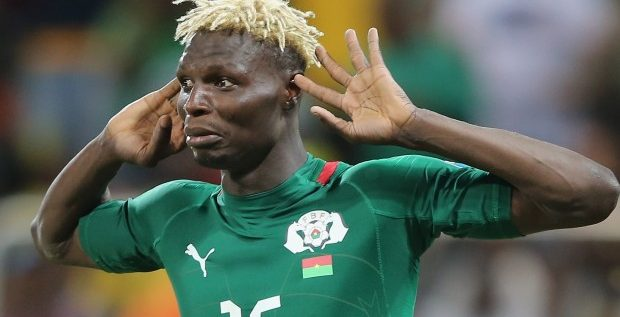 Burkina Faso's Bancey Retires From International Football After 17 Years