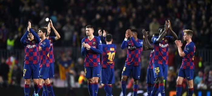 CL 8-2 Defeat: Messi Remains Untouchable As Barca Put Senior Players For Sale