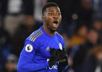 European Giants Table  €12 Million For Out-of-favour  Kelechi Iheanacho