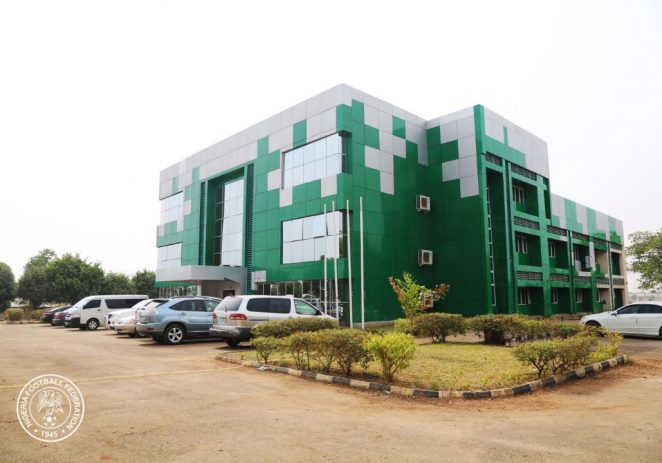 REVEALED: NFF Yet To Relocate To Sunday Dankaro House