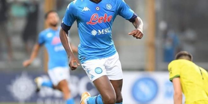 Two Games, Two Hat Tricks, Osimhen On Fire In Another Napoli Win