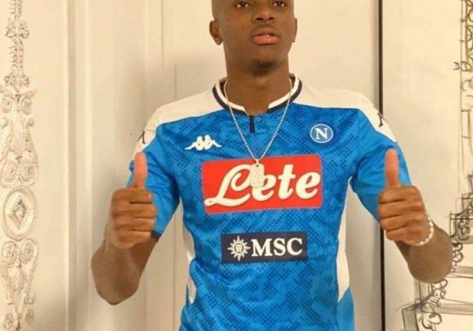 """""""Napoli Is Like Lagos"""" – Victor Osimhen"""