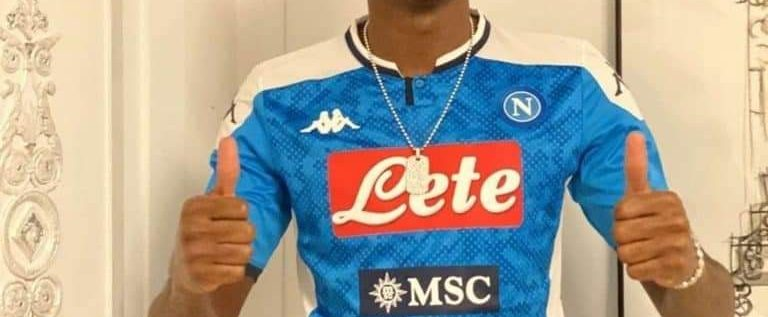 """Napoli Is Like Lagos"" – Victor Osimhen"