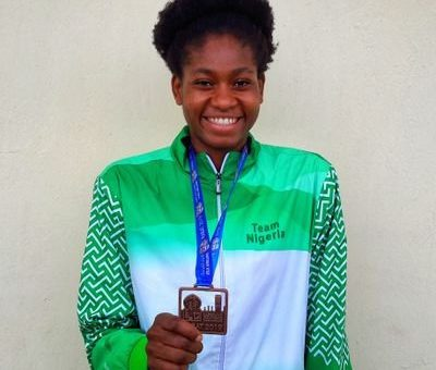 Taekwondo's Elizabeth Joins Twitter, Dreams Podium Finish In Tokyo