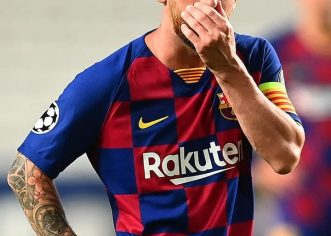 Messi Sends 'Come And Get Me Message' To Begs Guardiola