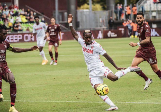 Onyekuru Bags Assist In  Monaco's victory Over Simon's Nantes