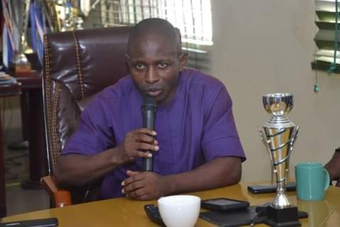 Igali Assures Bayelsans Of Better Days Ahead in  Sports Sector