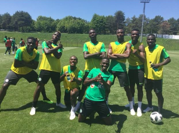 2022 AFCON Qualifiers: NFF Lineup Ivory Coast, Tunisia Friendlies