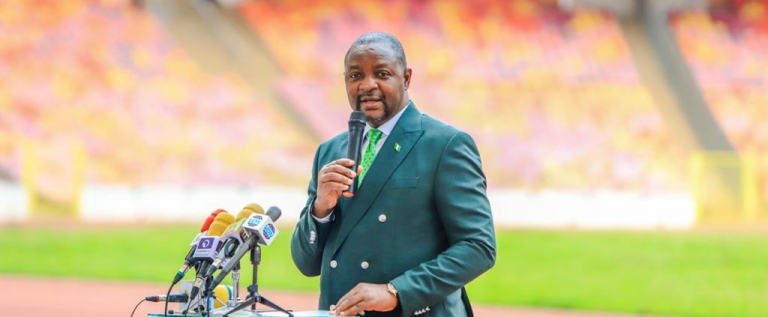 REVEALED: Why Sports Minister Invited NFF, Ubah For A Meeting On Anambra FA Election Crisis