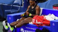 Serena Williams Frustrated After Losing Against Maria Sakkari