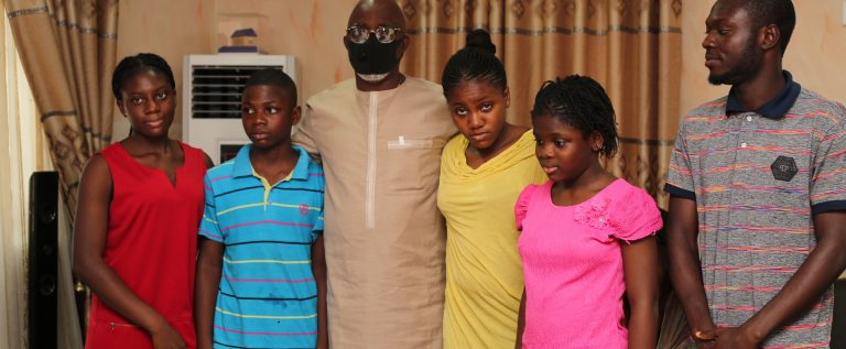 Pinnick Offers Late Tolu Abe's Children Scholarship
