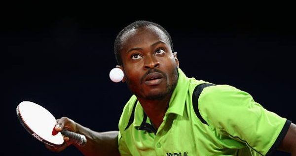 Aruna Quadri's Debut In Germany's Table Tennis League keeps Fans On Edge