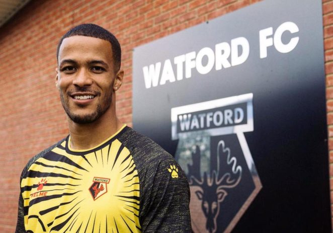 Troost-Ekong Joins Watford FC On Five-year Deal