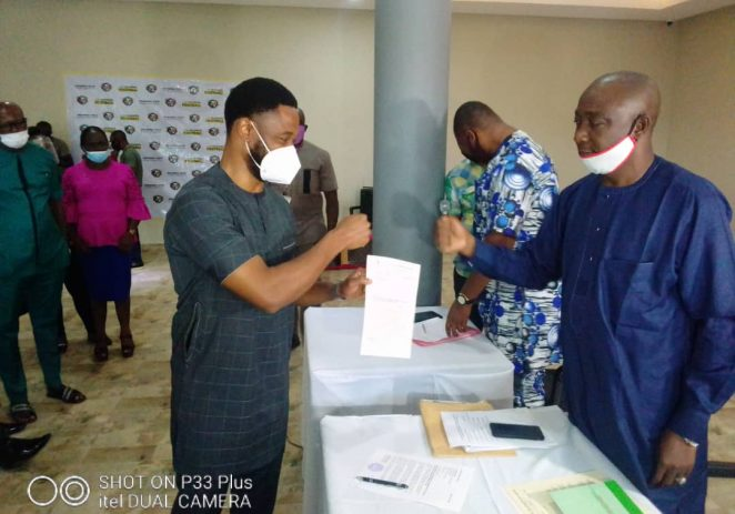 EXCLUSIVE: Why Anambra State FA Caretaker Committee Chairman Resigned