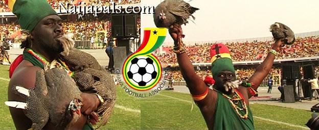 "How ""Juju"" Scares European-born Ghana Players Away From Black Stars"