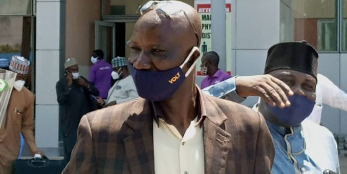 Ladan Bosso Arrives Yola To Begin Work As Adamawa United Technical Director