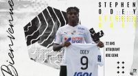 Stephen Odey Joins French Ligue 2 Side Amiens SC