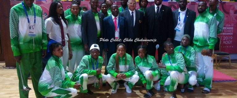 World Taekwondo Africa  President, Fouly Is Dead