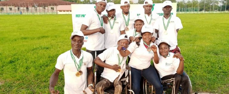 Sports Commissioner Congratulates Team Nasarawa On Para-Athletic Victory In Abuja