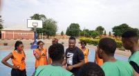 Sam Oguche Visits Titans Basket Academy As Kadunna Tournament Begins Today