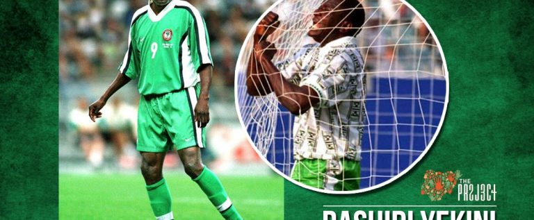 12 Years After, Kwara State Government To Immortalise Rashidi Yekini