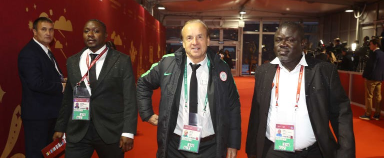 We Want To Qualify For 2022 World Cup – Rohr