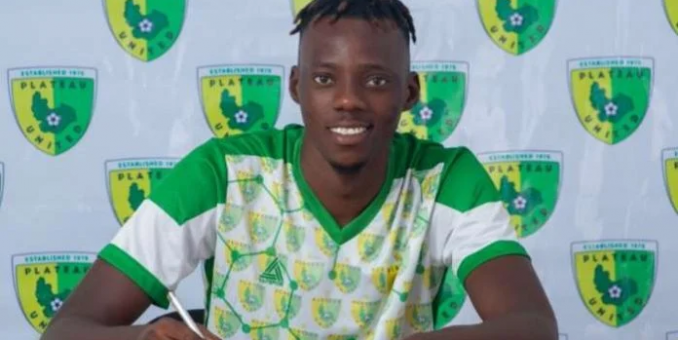 Sunday Adetunji Joins NPFL Plateau United