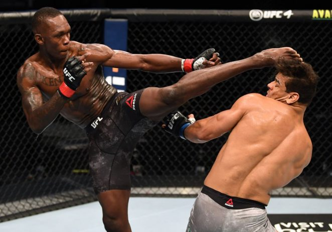 Israel Adesanya To Fight Jan Blachowicz In UFC Lightweight Bout