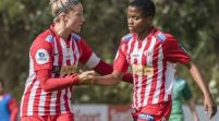 Super Falcons Striker On Target In Norwegian League