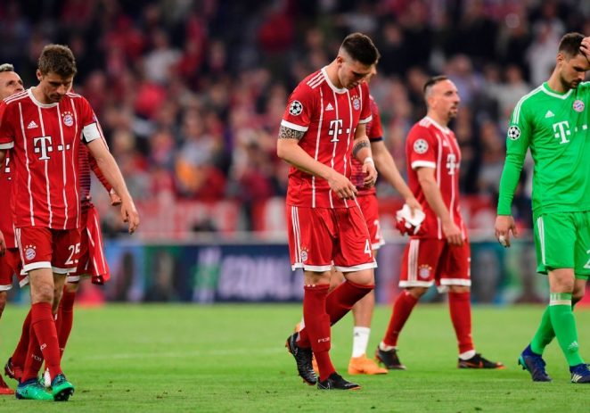 How Hoffenheim Ended Bayern's 32-match Unbeaten Run